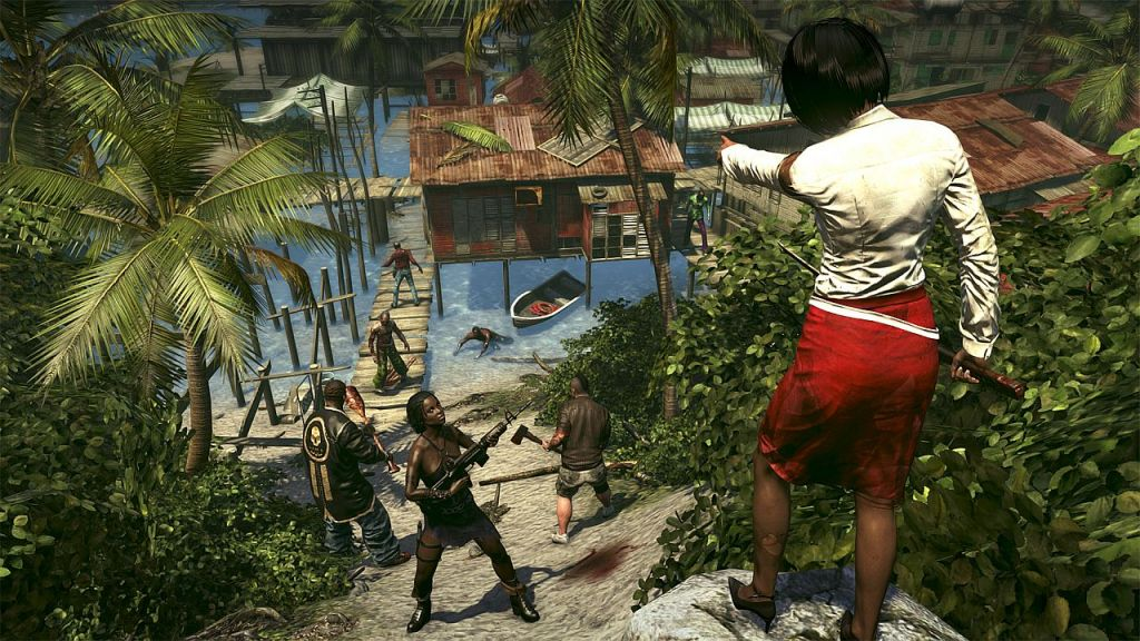 Dead Island Sound Issues Pc