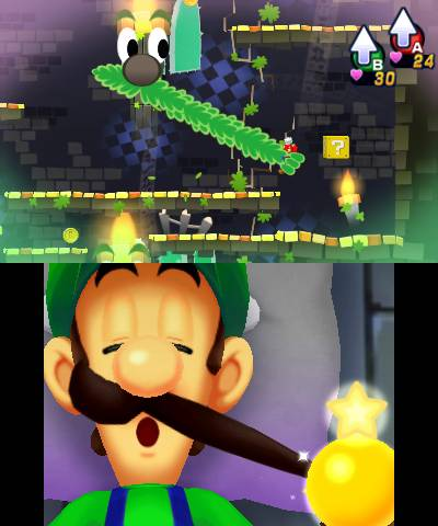 Mario Luigi Dream Team Review For Nintendo 3ds Gaming Age