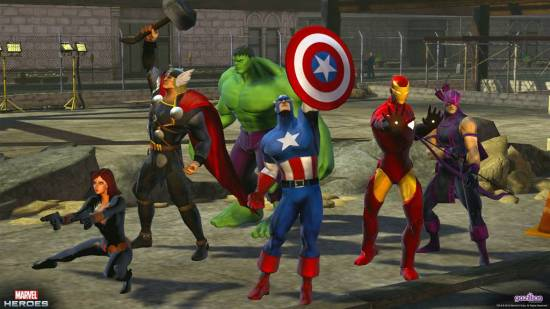 marvel heroes 1