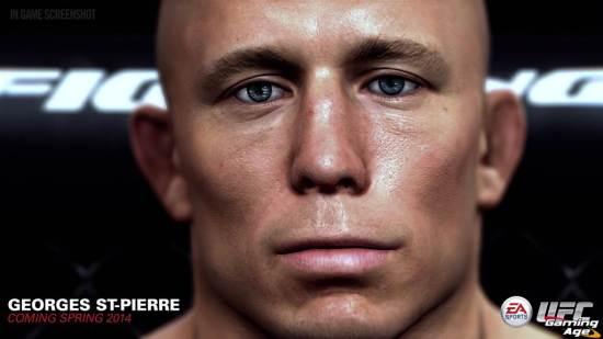 Georges St-Pierre_UFC