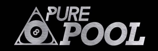pure pool logo