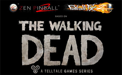 Zen-Pinball-The-Walking-Dead logo