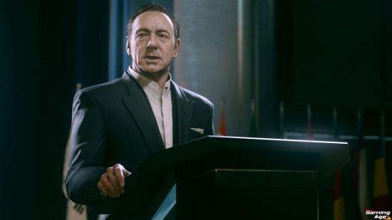 Call of Duty Advanced Warfare_UN Speech