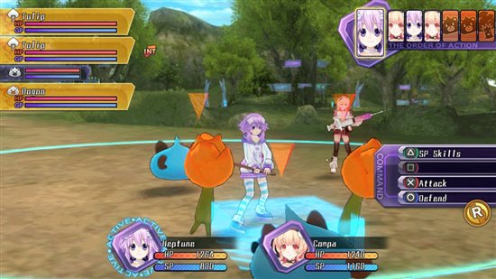 Hyperdimension Neptunia ReBirth1_1