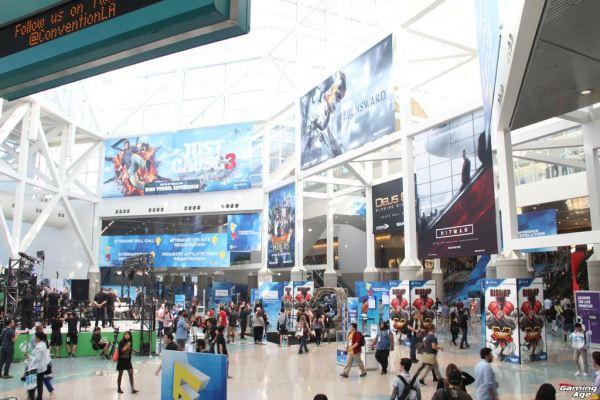 E3 2015 Show Floor Pt1_12