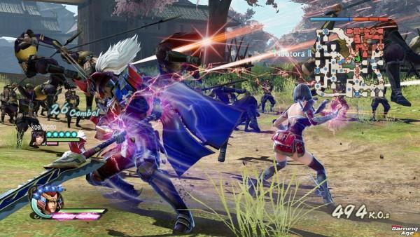 Samurai Warriors 4-II_special attack