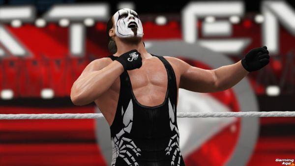 WWE 2K16_Sting Screenshot 2