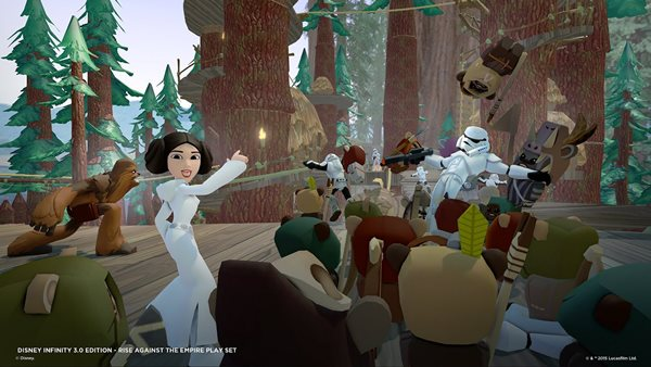 Disney Infinity Rise Against The Empire 2