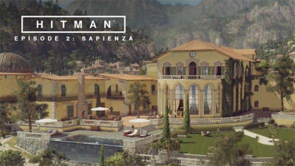 Hitman-Sapienza