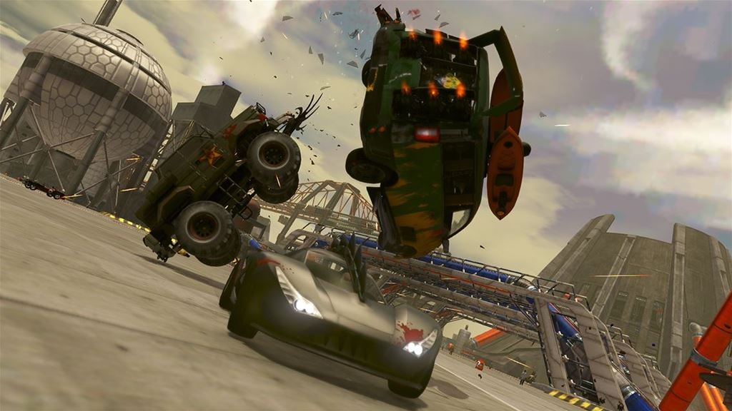 Carmageddon Max Damage Review For Xbox One PS4 PC