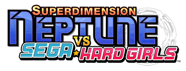 Superdimension-Neptune-VS-Sega HG logo