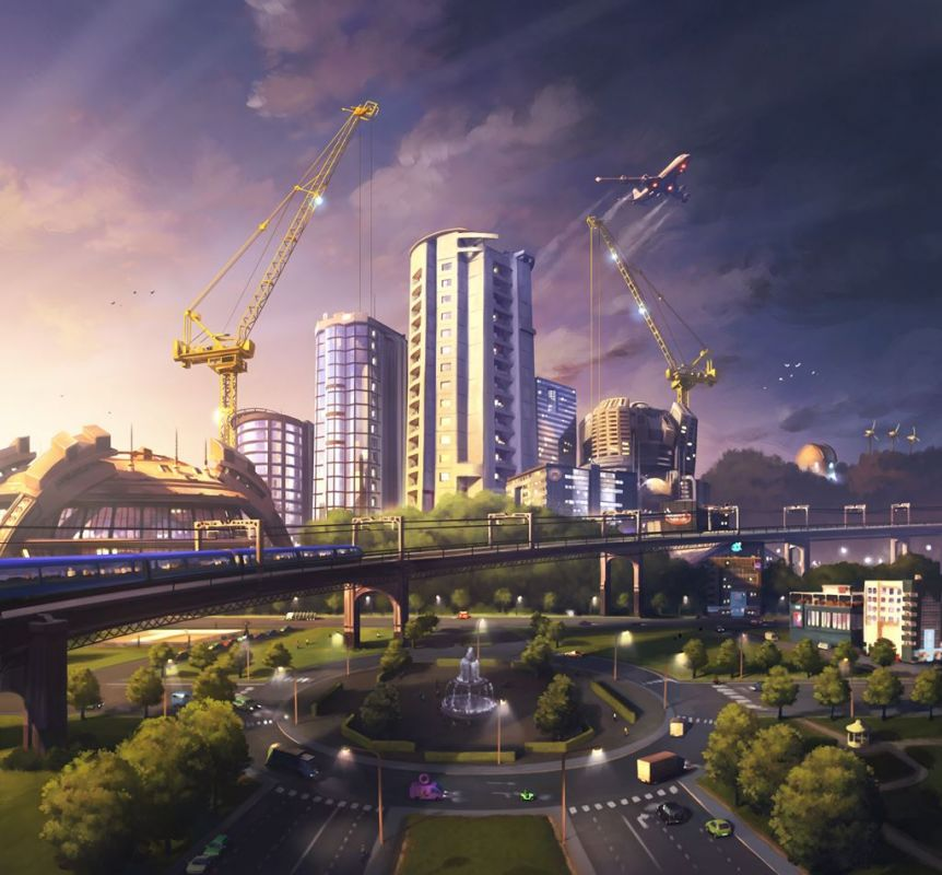 Cities Skylines Is In Construction For PS4 Gaming Age