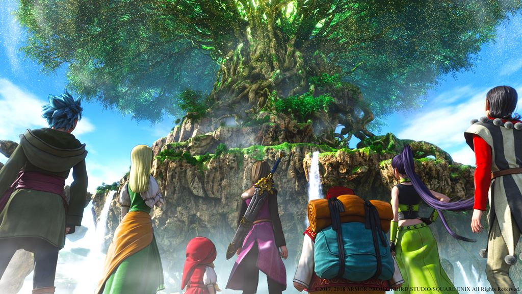 Dragon Quest XI Western Release News To Come Soon, According To Analyst; Retailer Listing Hints At September