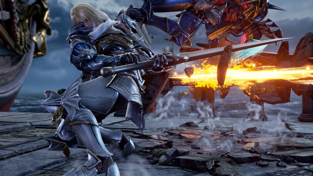 Siegfried announced for Soul Calibur VI