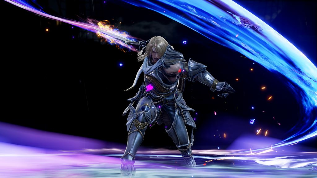 Siegfried Returns with His Bloody Big Sword in SoulCalibur VI