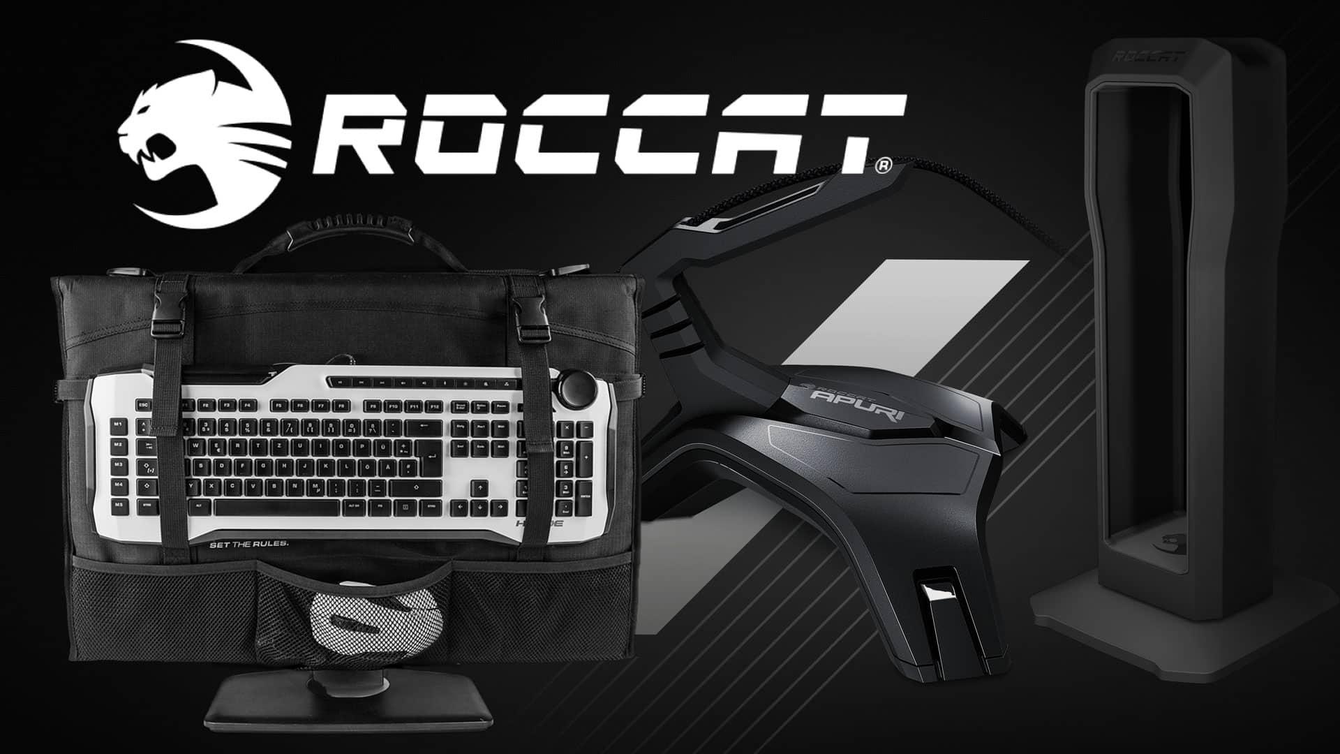 Roccat Unplugged Kabellose Erweiterung Für Dein Gaming Setup