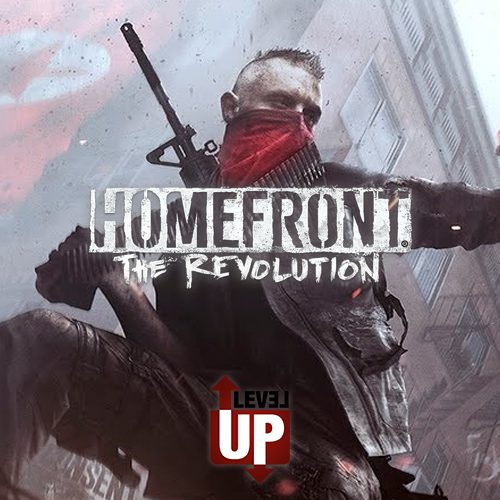 LevelUp-Review: Homefront: The Revolution
