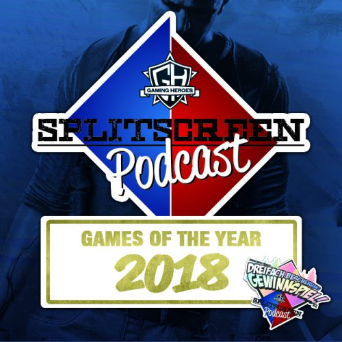 Splitscreen – Games Of The Year 2018 + Gewinnspiel!