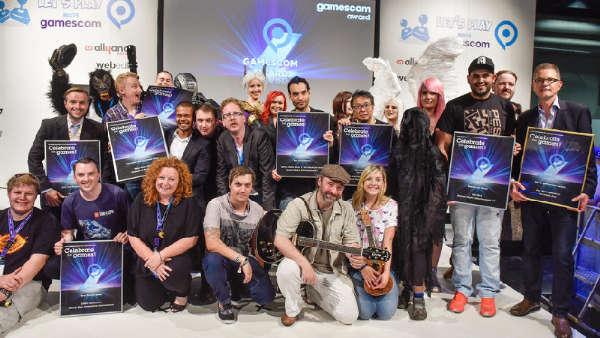 Gamescom Award - Alle Gewinner 2015