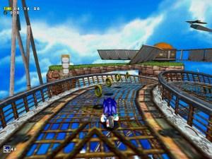 Sonic Sega Dreamcast 2