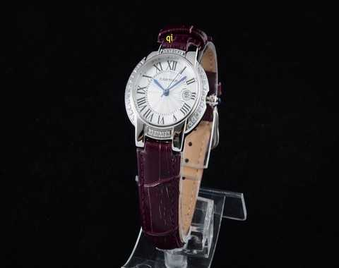 Montre Homme Genuine Leather