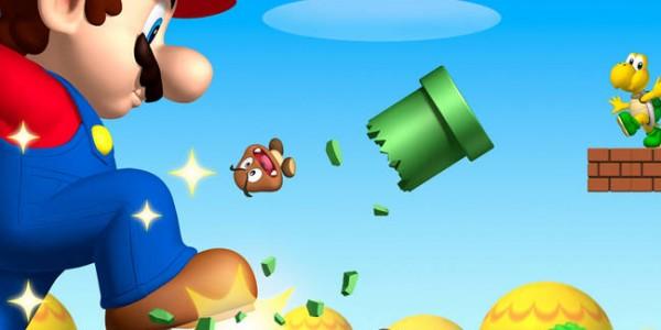 Mario Bros 1 & 3 remake DLC for Nintendo 3DS