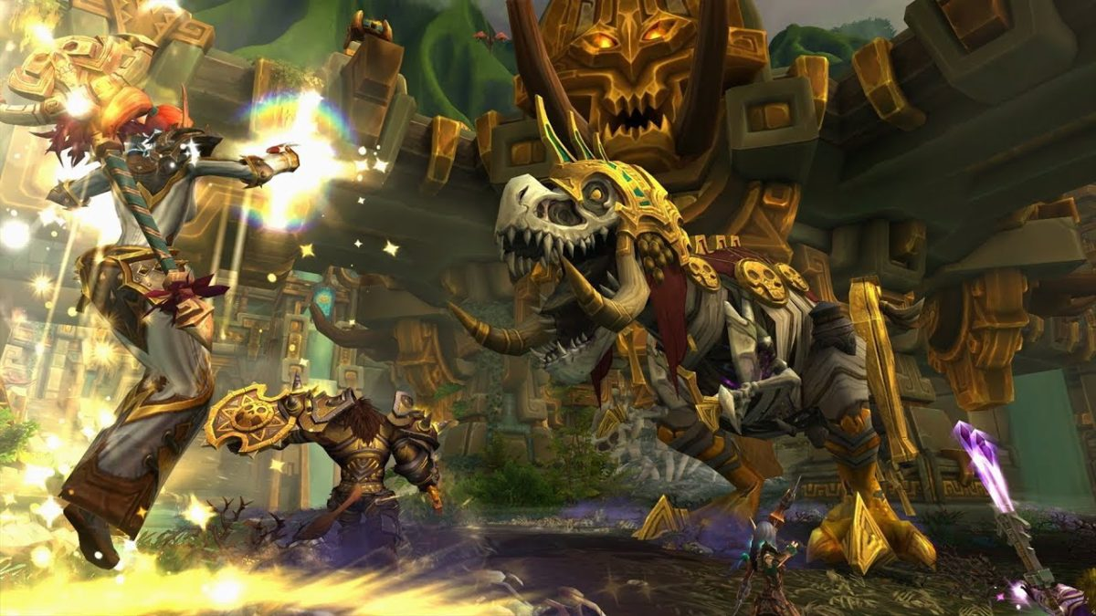 Review: World of Warcraft: Battle for Azeroth | GamingBoulevard