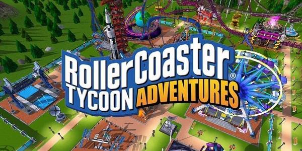 Review: RollerCoaster Tycoon Adventures | GamingBoulevard