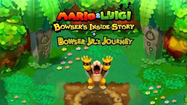 Review Mario Luigi Bowser S Inside Story Bowser Jr S