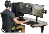 15 Computer Desks That Are Great For Gaming