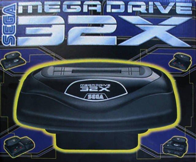SegaMegaDrive32x