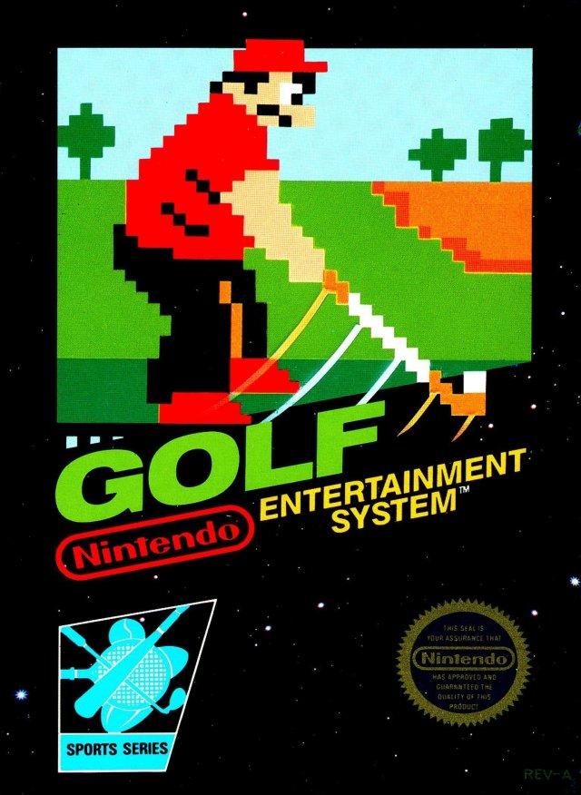 GolfNESCover
