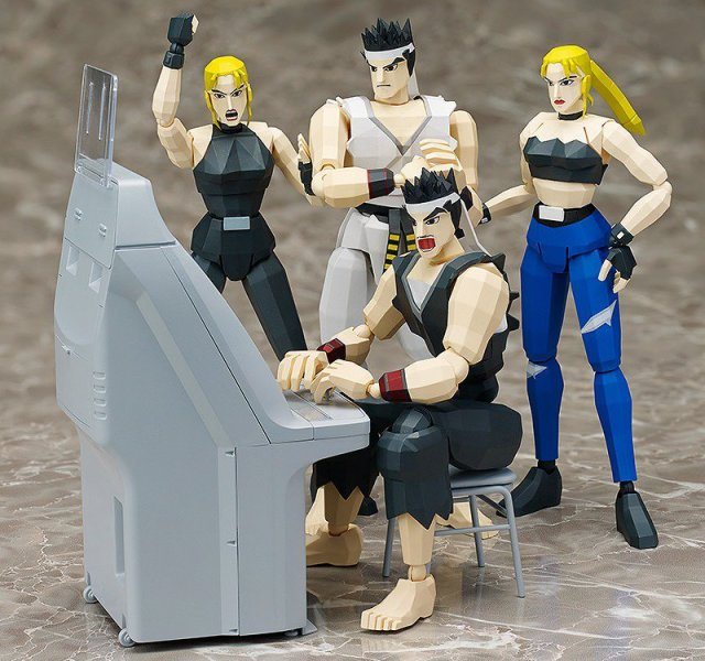 VirtuaFighterFigures