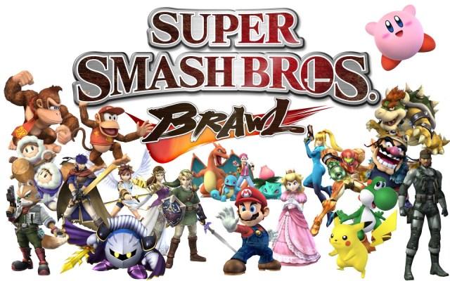 SuperSmashBrosBrawl