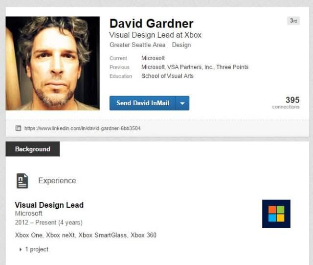 DavidGardnerXboxneXt