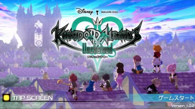 KingdomHeartsUnchainedX