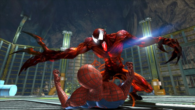 SpidermanCarnage