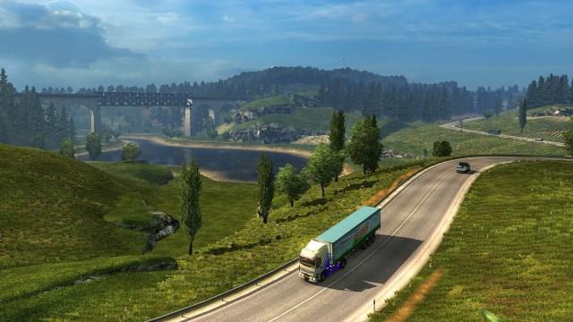 GamingConviction com - Euro Truck Simulator 2 and American Truck