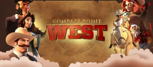 Compass Point: West Available Now on App Store