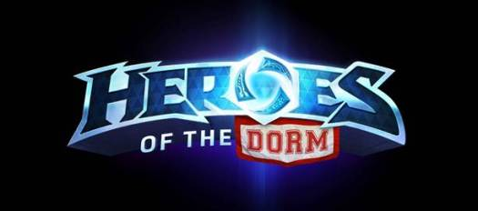 Blizzard Entertainment's Heroes of the Dorm Tournament Fight for eSports Supremacy LIVE