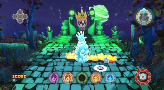 Krinkle Krusher Heading to PS4, PS3 and PS Vita