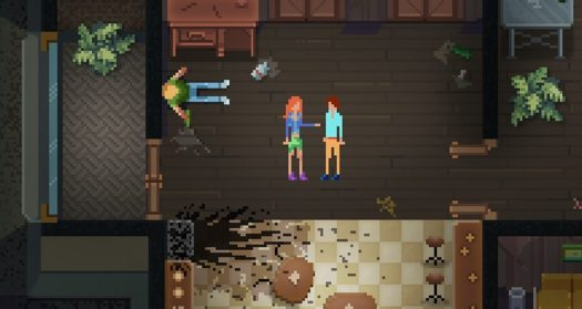 Party Hard Now on Steam, Launch Trailer