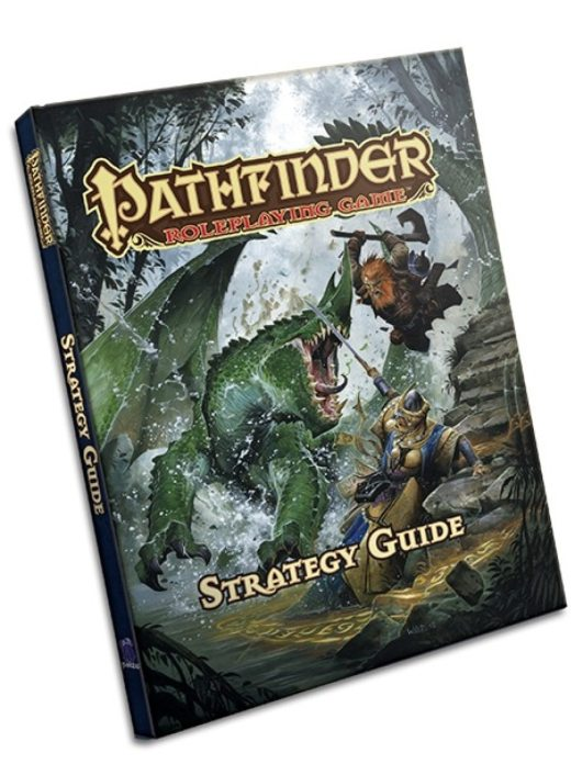 Pathfinder RPG New Strategy Guide Available Now