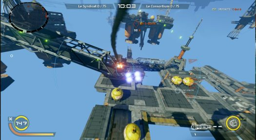Strike Vector EX Heading to Xbox One and PS4