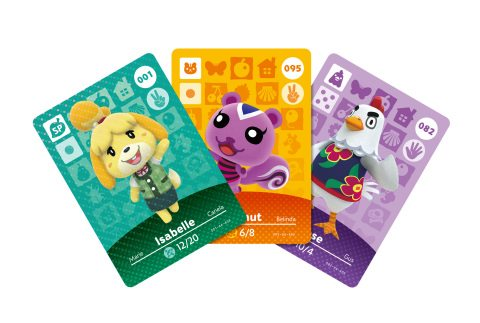 Animal Crossing amiibo Cards Gaming Cypher