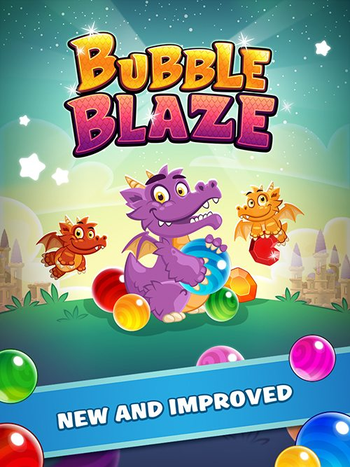 Bubble Blaze Huge New Update Details