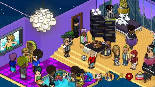 Habbo Now on Android
