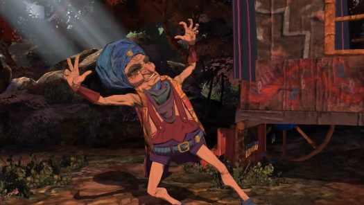 King's Quest The Vision Dev Video