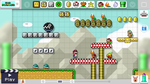 Mario Maker Gaming Cypher