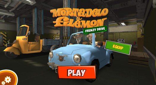 Mortadelo & Filemon Frenzy Drive Headed to Mobile Soon